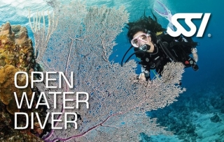 SSI kurz OPEN WATER DIVER