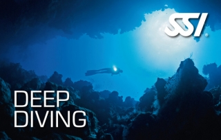 SSI kurz DEEP DIVING